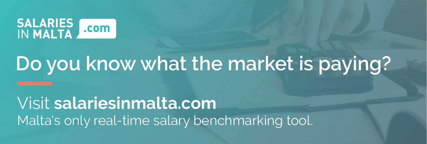 salaries in malta